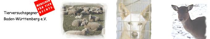 Tierversuchsgegner Baden-Württemberg e.V. - Menschen für Tierrechte